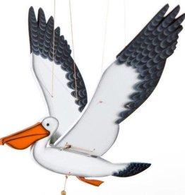 Tulia Artisans Pelican Mobile