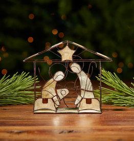 Serrv Capiz Nativity