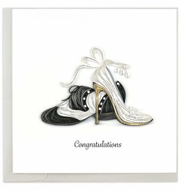 Quilling Card Quilled First Dance Wedding Card