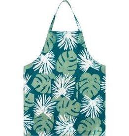 Global Mamas Apron Reversible: Kakum - Evergreen-Organic