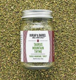 Burlap & Barrel Taurus Mountain Thyme