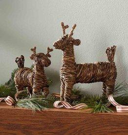Serrv Eco Fiber Reindeer - Large