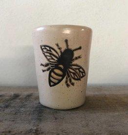 Women of the Cloud Forest Honeybee Orchid Vase