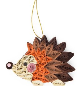 Ten Thousand Villages Hedgehog Ornament