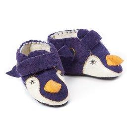 Silk Road Bazaar Penguin Toddler Zooties  | 1-2yrs