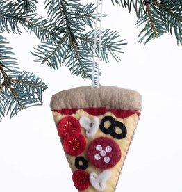 Silk Road Bazaar Pizza Slice Ornament