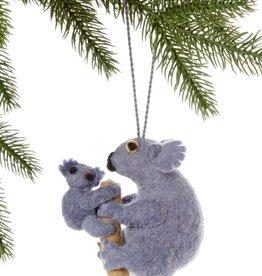 Silk Road Bazaar Koala Ornament