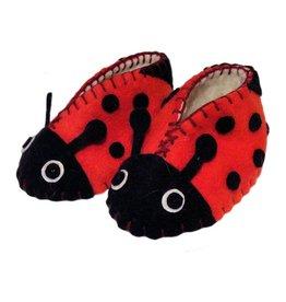 Silk Road Bazaar Ladybug Zooties | 0-12mths