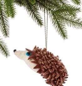 Silk Road Bazaar Hedgehog Ornament