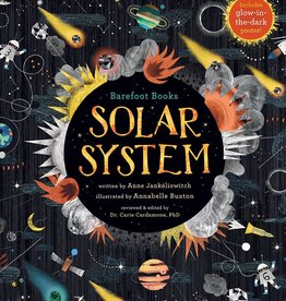 Barefoot Books Barefoot Books Solar System illustrated guide book