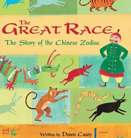 Barefoot Books The Great Race: The Story of the Chinese Zodiac picture book
