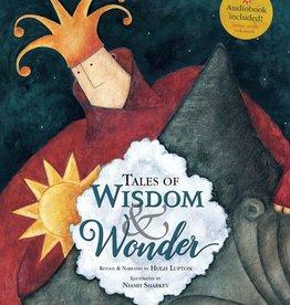 Barefoot Books Tales of Wisdom & Wonder paperback book w/ audio