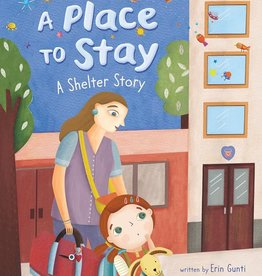 Barefoot Books A Place to Stay: A Shelter Story picture book