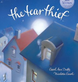 Barefoot Books The Tear Thief picture book w/ audio