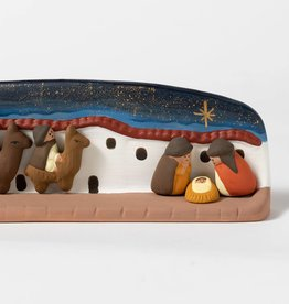 Ten Thousand Villages Llama Night Nativity