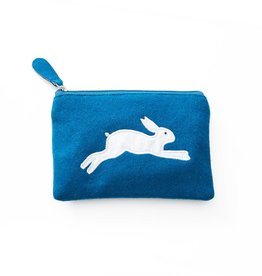 WorldFinds Leaping Hare Coin Purse