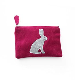 WorldFinds Arctic Hare Coin Purse