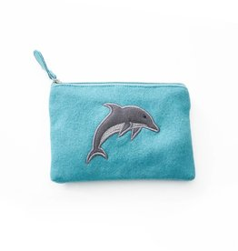 WorldFinds Dolphin Coin Purse