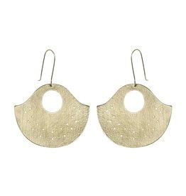 WorldFinds Inca Statement Earrings
