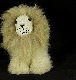 Blossom Inspirations Lion Alpaca Fur Toy