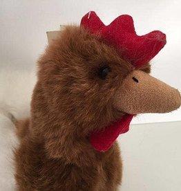 Blossom Inspirations Hen Alpaca Fur Toy