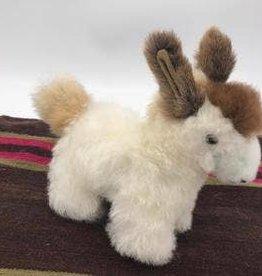 Blossom Inspirations Little Donkey Alpaca Fur Toy