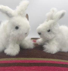 Blossom Inspirations Little Rabbit Alpaca Fur Toy