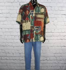 Burma Bibas: Silk Shirt for Guys
