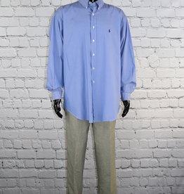 Ralph Lauren: Blue Button Down Shirt by Ralph Lauren