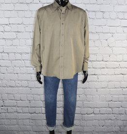 Croft & Barrow: Grey Button Down Shirt