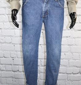 Wrangler: Slim Cut Hard Jeans for Guys