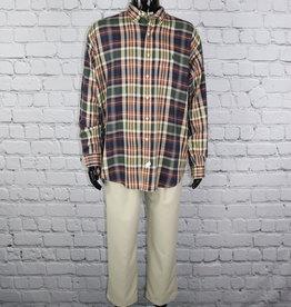 Ralph Lauren: Plaid Button Down Shirt