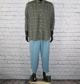 Barbour: Plaid Button Down Shirt