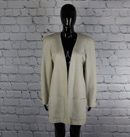 Paul Stanley: 1970's Vintage Long Buttonless Blazer for Gals