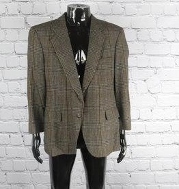 Kuppenheimer: Vintage Grey, Black, Brown and Blue Paid Blazer for Guys