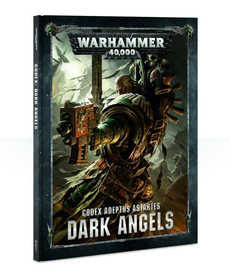 Games Workshop - GAW Warhammer 40k - Codex Adeptus Astartes: Dark Angels