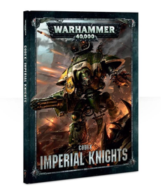 Games Workshop - GAW Codex - Imperial Knights