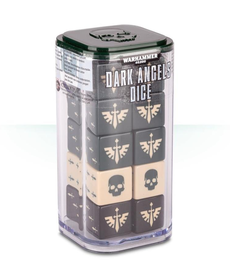Games Workshop - GAW Warhammer 40k - Dark Angels - Dice