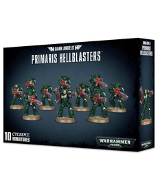 Games Workshop - GAW Warhammer 40k - Dark Angels - Primaris Hellblasters