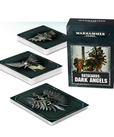 Games Workshop - GAW Warhammer 40k - Datacards: Dark Angels