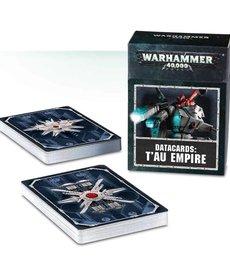 Games Workshop - GAW Datacards - Tau Empire