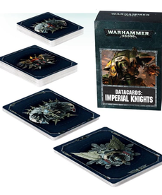 Games Workshop - GAW Datacards - Imperial Knights