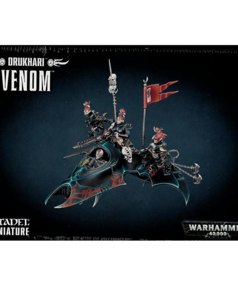Games Workshop - GAW Warhammer 40k - Drukhari Venom