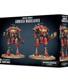 Games Workshop - GAW Warhammer 40K - Imperial Knights - Armiger Warglaives