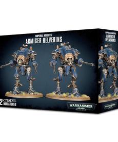 Games Workshop - GAW Imperial Knights - Armiger Helverins