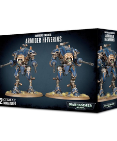 Games Workshop - GAW Warhammer 40k - Imperial Knights - Armiger Helverins