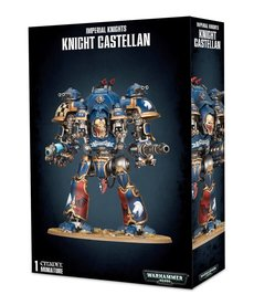 Games Workshop - GAW Warhammer 40K - Imperial Knights - Knight Castellan