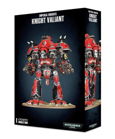 Games Workshop - GAW Warhammer 40k - Imperial Knights - Knight Valiant