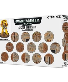 Citadel - GAW 32mm Round Bases