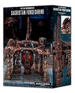 Games Workshop - GAW Warhammer 40k - Sector Mechanicus - Sacristan Forgeshrine